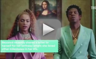 Beyonce Pays Tribute to Jay-Z