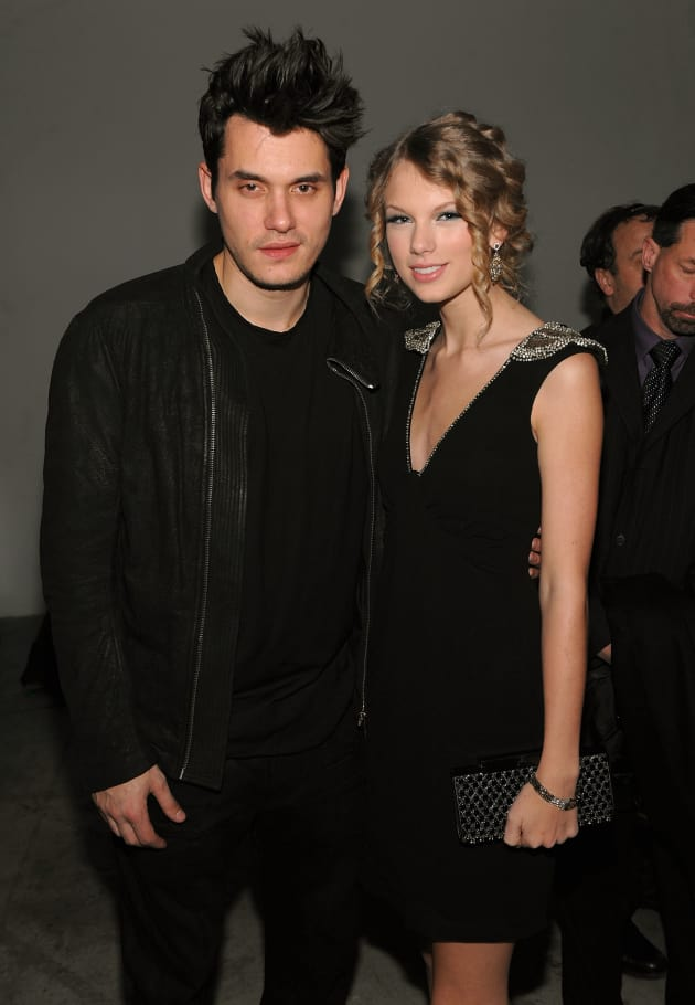 Taylor Swift and John Mayer Together Photo