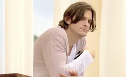 Ashton Kutcher in New Nikon Ad: Come Hither, Ladies!