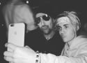 Justin Bieber & Marilyn Manson End Feud, Become BFFs