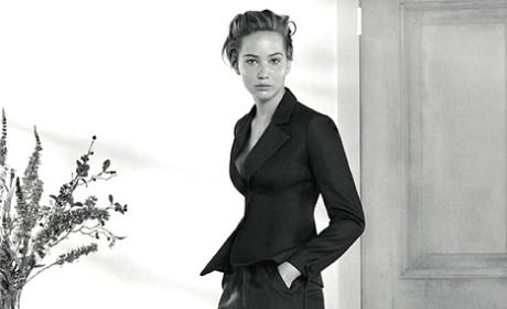 Jennifer Lawrence in No Makeup
