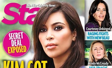 Kim Kardashian: Pregnant for Cash?