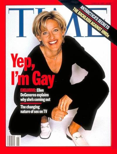 I'm gay!