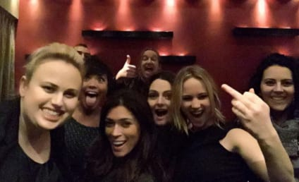 Jennifer Lawrence and Rebel Wilson Stay Totally (Not) Sober, Pose for Epic Party Pic