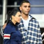 Younes Bendjima with Kourt