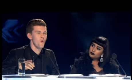 Natalia Kills RUINS X Factor Contestant