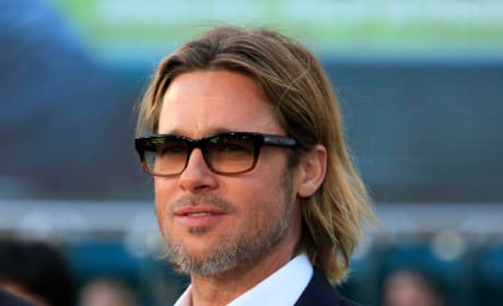 Who looked better at the premiere of Moneyball?