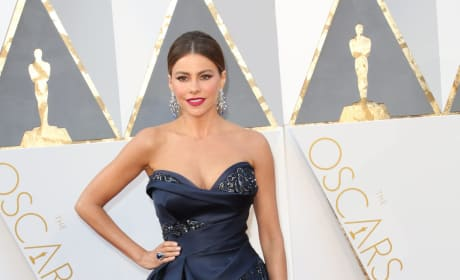 Sofia Vergara: 2016 Academy Awards