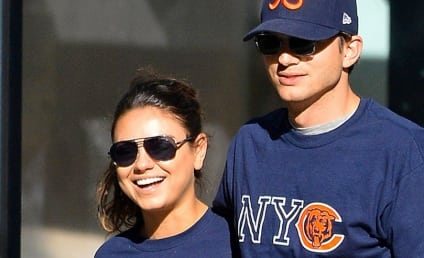 Mila Kunis to Guest Star on Two and a Half Men, Woo Ashton Kutcher