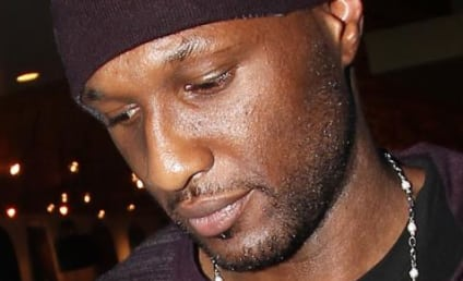 """Lamar Odom Sued by Photographer, Accused of Acting """"Above the Law"""""""