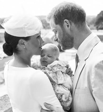 Congrats to Archie Mountbatten-Windsor
