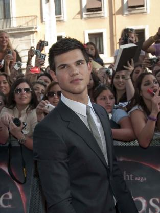 In Love with Lautner