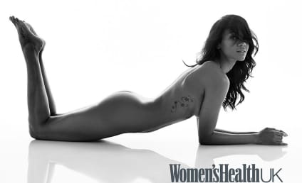 Zoe Saldana: Nude for Women's Health UK!