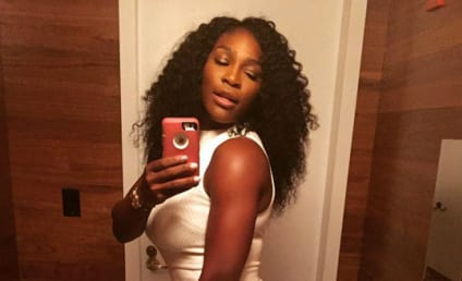 Serena Williams Butt Selfie Proves Drake is a Lucky Man