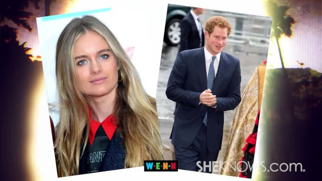 Cressida bonas and kate middleton