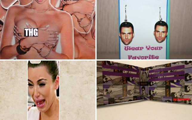 17 crazy celebrity items from etsy miley cyrus nip slip stickers
