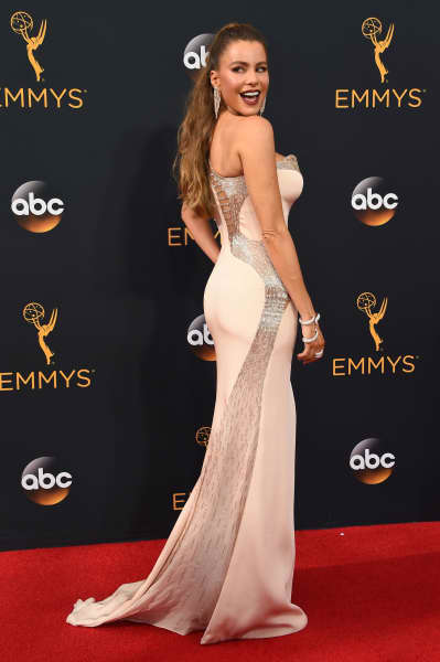 Sofia Vergara at the 2016 Emmys