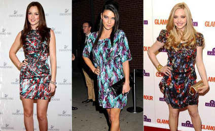 Celebrity Fashion Face-Off: Leighton Meester vs. Jessica Szohr vs. Amanda Seyfried