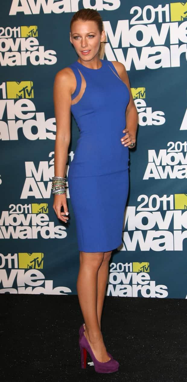Blake at the MTV Movie Awards