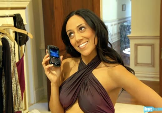 Melissa Gorga Fashion
