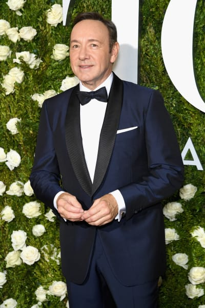 Kevin Spacey at the Tonys