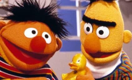 Bert and Ernie: Yup, We're Gay!