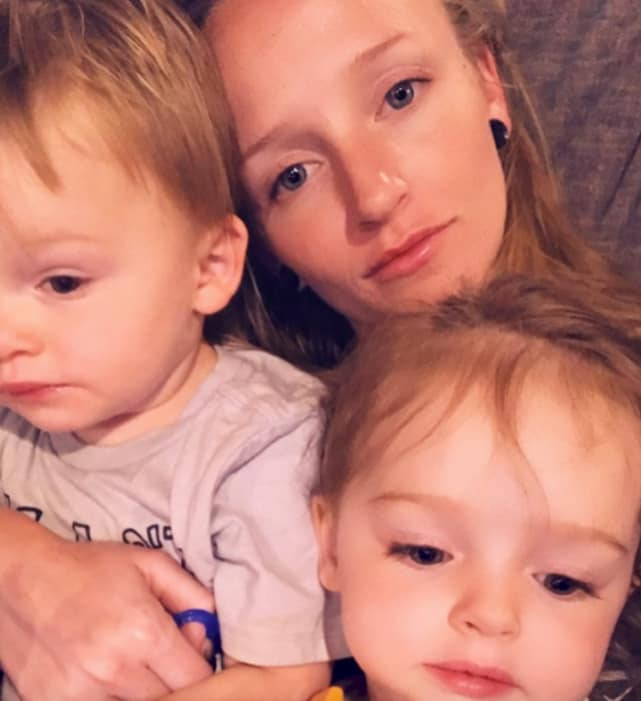 Maci and kids