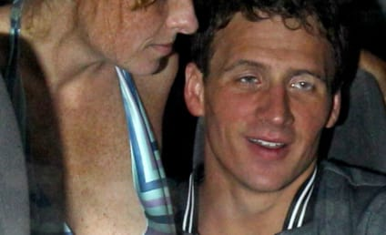 Ryan Lochte Partying Photos: It's Good to Be an Olympic Champion