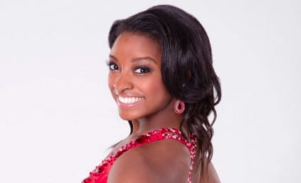 Simone Biles to Dancing with the Stars Judges: Don't Tell Me to Smile!
