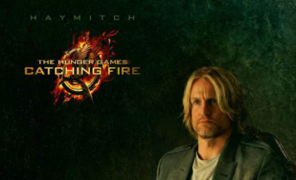Catching Fire Portrait, Take 2: It's Haymitch!