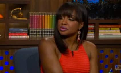 "Phaedra Parks Slams Apollo Nida, Denies Affair With ""Chocolate"""