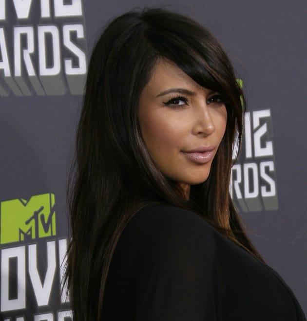 Kim Kardashian for MTV