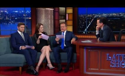 Downton Abbey Stars Ditch British Accents, Blow Our Minds
