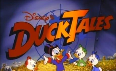 Duck Tales Photo