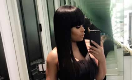 Blac Chyna Makes (Temporary?) Peace with the Kardashians