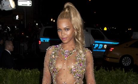 Beyonce MET Gala Photo
