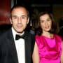 Matt Lauer, wife Annette Roque, Throwback