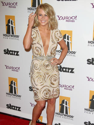 Julianne Hough Red Carpet Pic