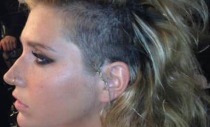 Ke$ha Shaves Half of Head: Hot or Hideous?