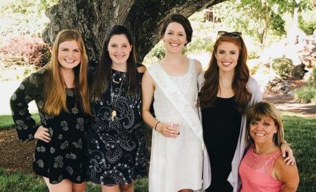 Molly Roloff Celebrates Bridal Shower: Kiss the Miss Goodbye! [Photos]