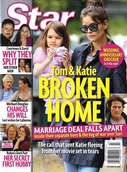 A Broken Home