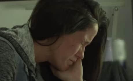 Jenelle in Pain
