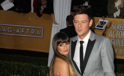 Lea Michele Acted as Cory Monteith Guardian Angel, Did All She Could to Save Actor