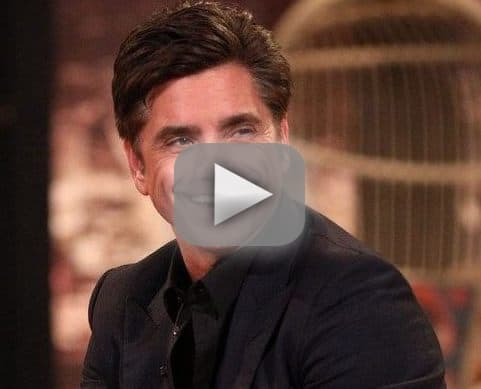 John stamos admits i nearly masturbated to fuller house