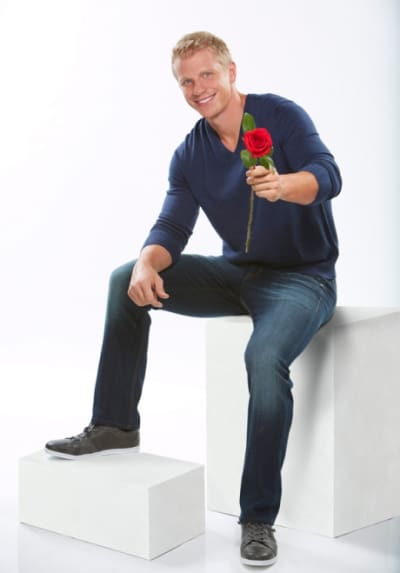 Sean Lowe as The Bachelor Photo