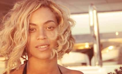 Beyonce: Makeup-Free and Flawless!