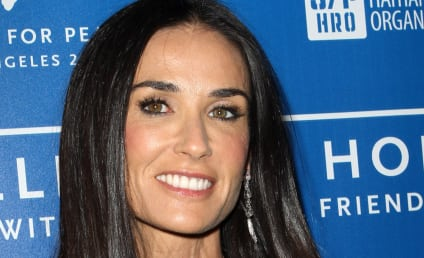 Demi Moore Daughters to Seek Restraining Order Against Actress?!?