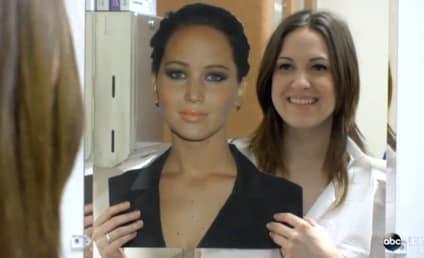 Jennifer Lawrence Plastic Surgery Obsession: Fan Spends $25K to Look Like Idol