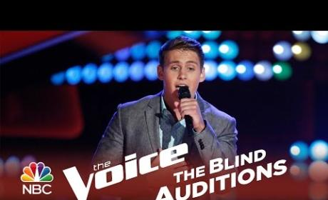 Ryan Sill - Secrets (The Voice Audition)