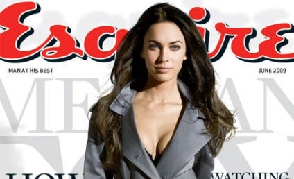 Megan Fox, Complete and Utter Hotness, Cover Esquire